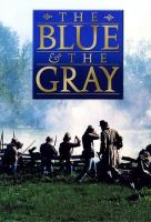 Poster voor The Blue and the Gray