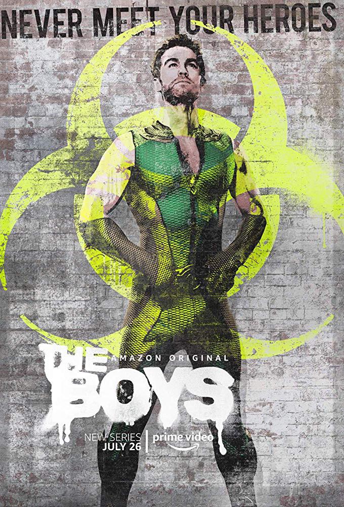Poster voor The Boys