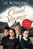 Poster voor The Casual Vacancy