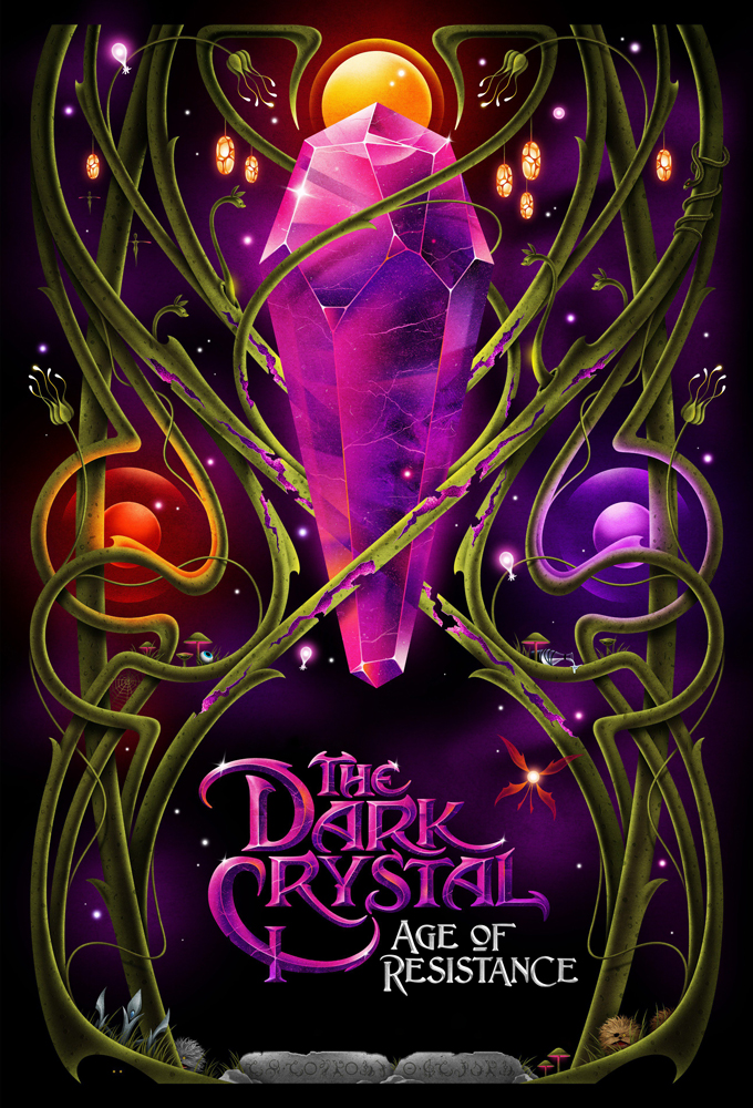 Poster voor The Dark Crystal: Age of Resistance
