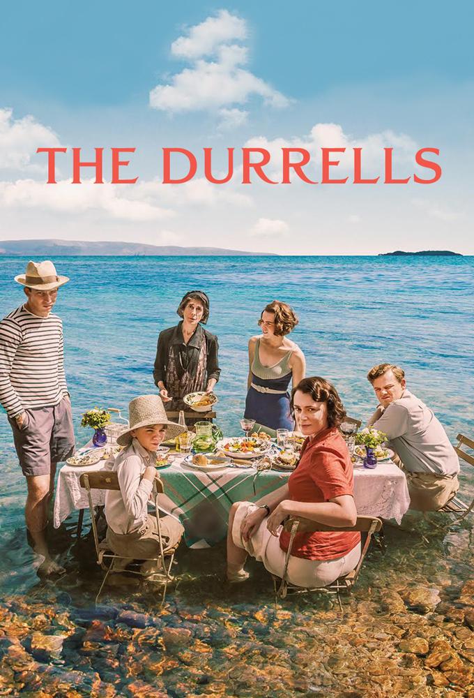 Poster voor The Durrells