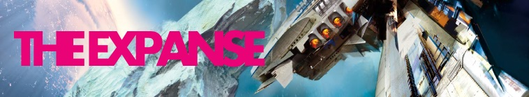 Banner voor The Expanse