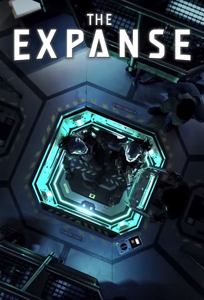 Poster voor The Expanse