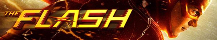 Banner voor The Flash