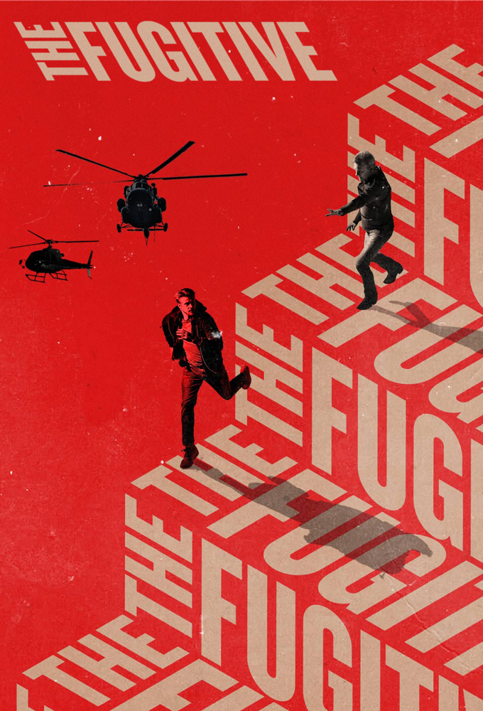 Poster voor The Fugitive