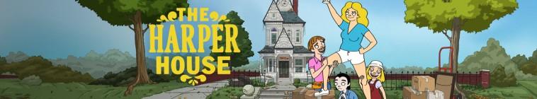 Banner voor The Harper House