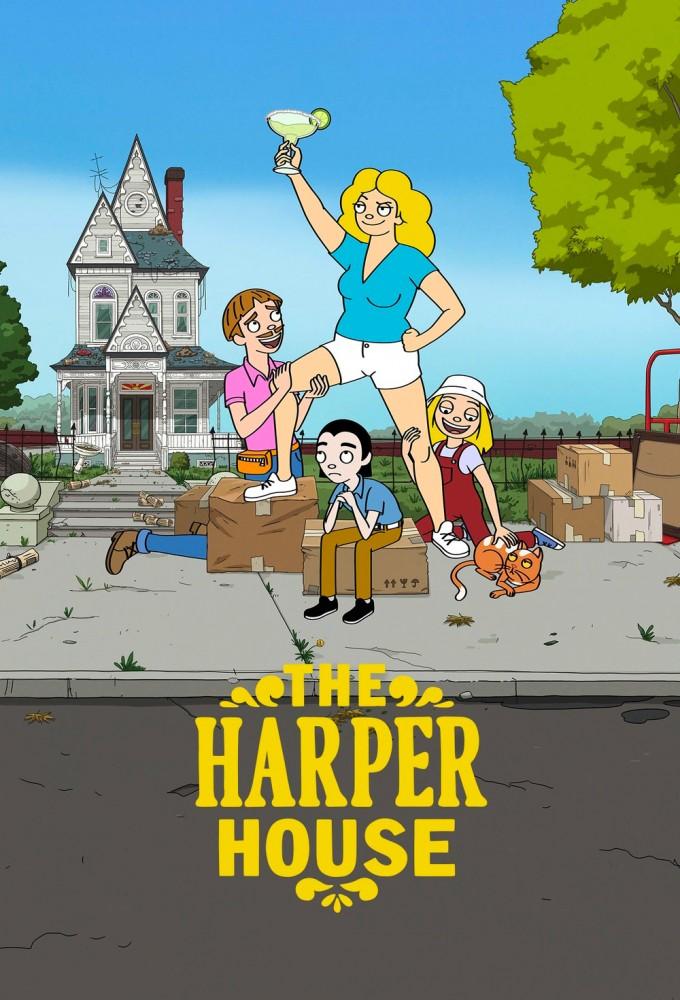 Poster voor The Harper House