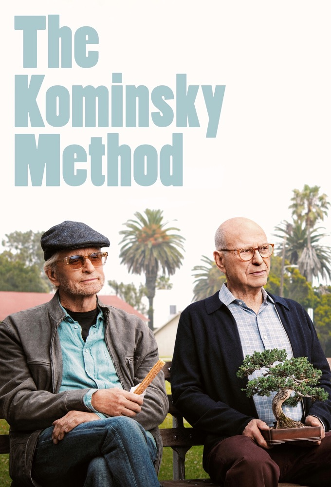 Poster voor The Kominsky Method