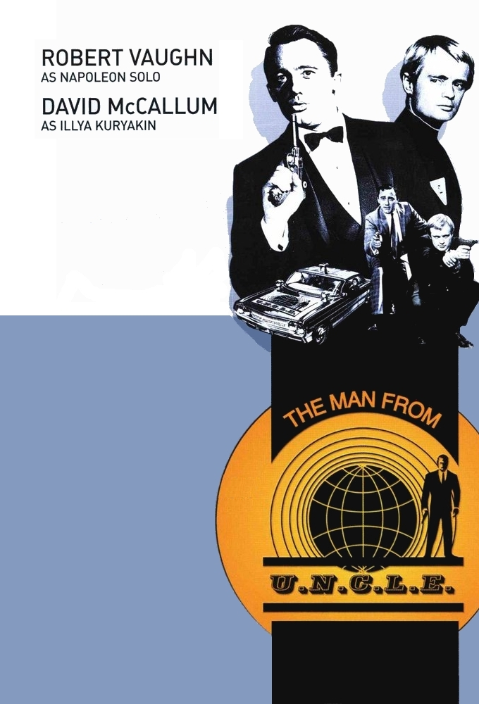 Poster voor The Man From U.N.C.L.E.