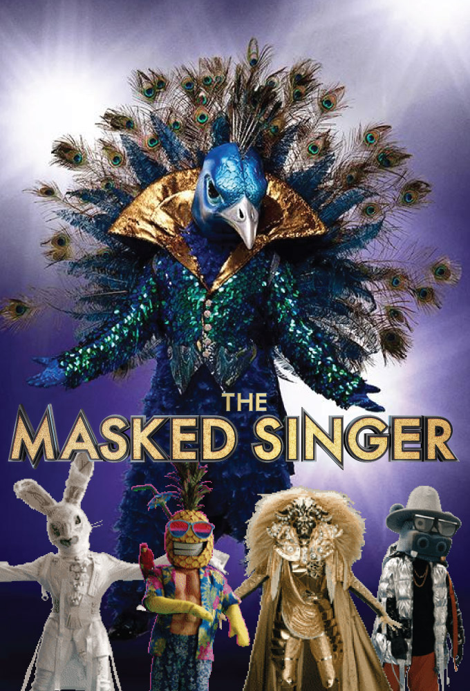 Poster voor The Masked Singer