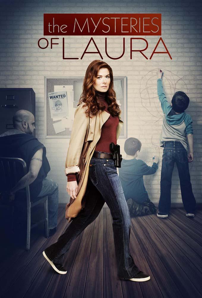 Poster voor The Mysteries of Laura