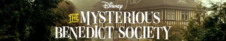 Banner voor The Mysterious Benedict Society