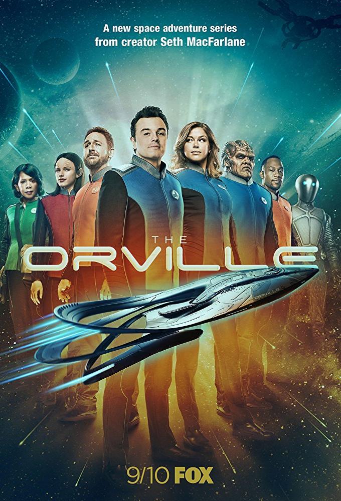 Poster voor The Orville