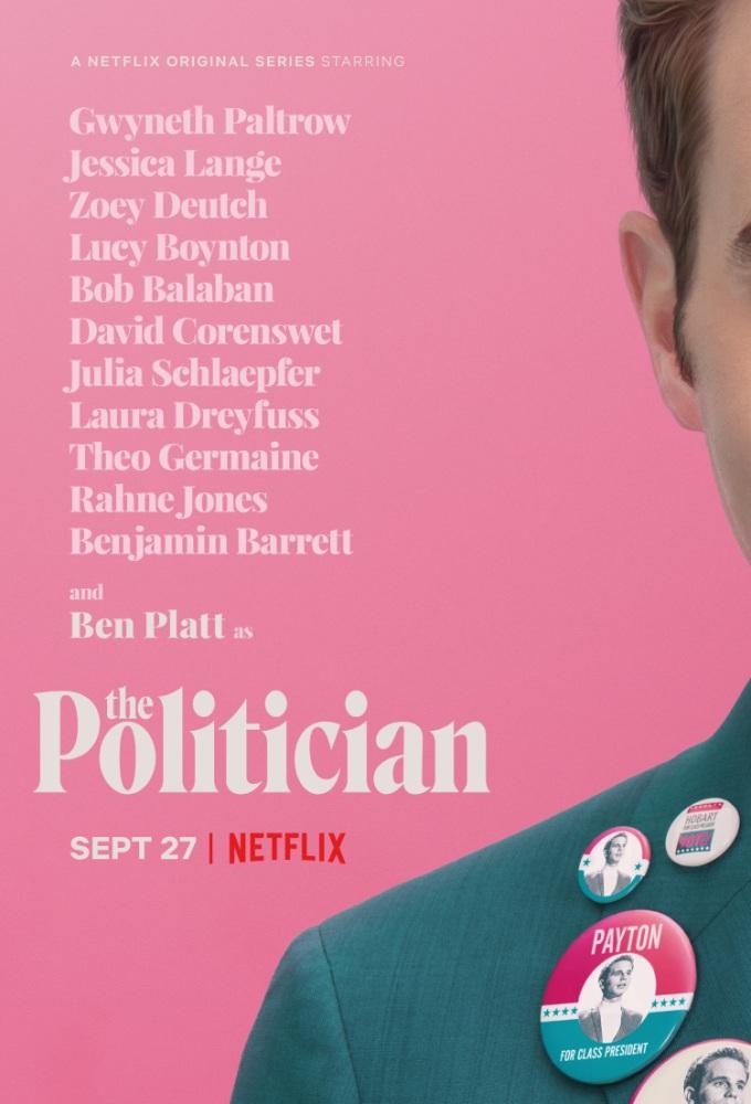 Poster voor The Politician