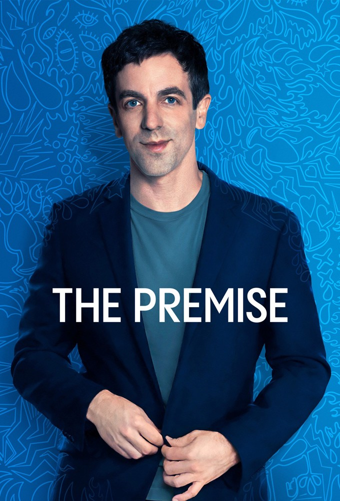 Poster voor The Premise
