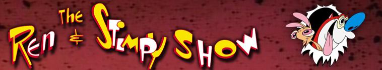 Banner voor The Ren and Stimpy Show