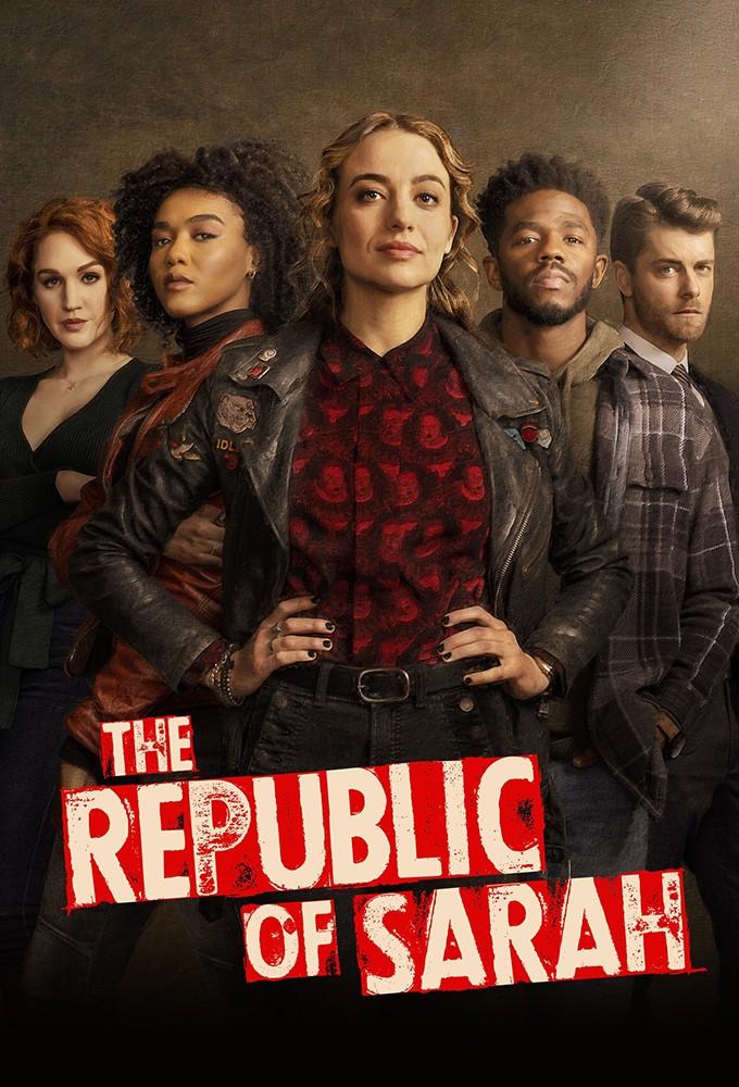 Poster voor The Republic of Sarah