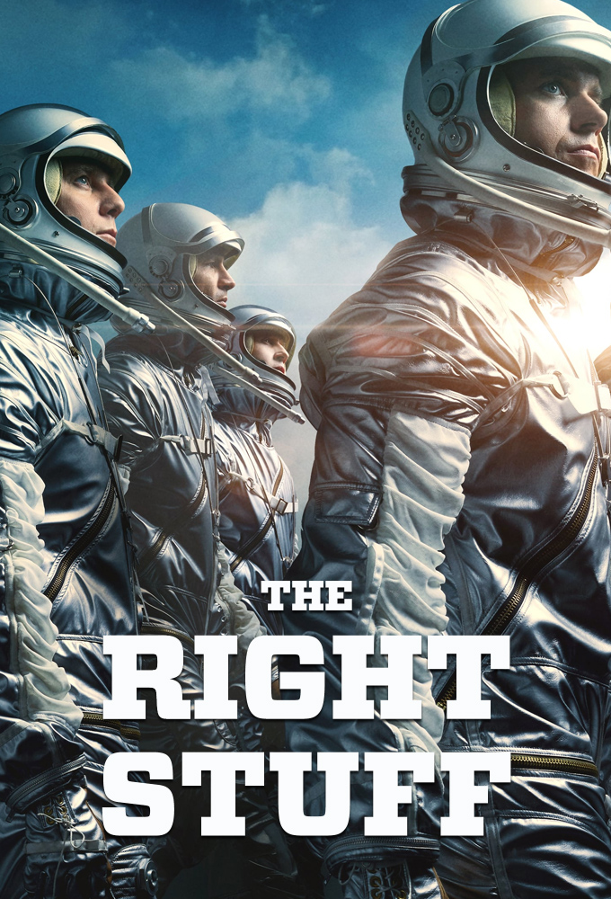 Poster voor The Right Stuff