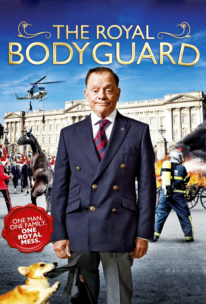 Poster voor The Royal Bodyguard