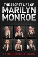 Poster voor The Secret Life of Marilyn Monroe
