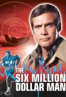 Poster voor The Six Million Dollar Man