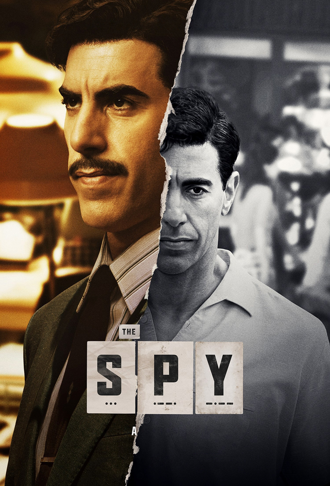 Poster voor The Spy