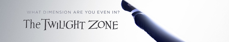 Banner voor The Twilight Zone