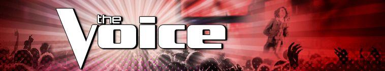Banner voor The Voice (US)