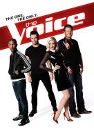Poster voor The Voice (US)