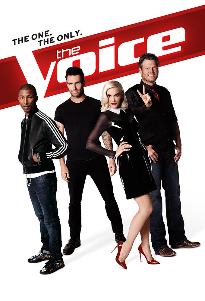 Poster voor The Voice (US)