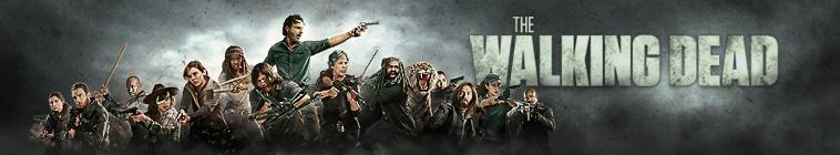 Banner voor The Walking Dead