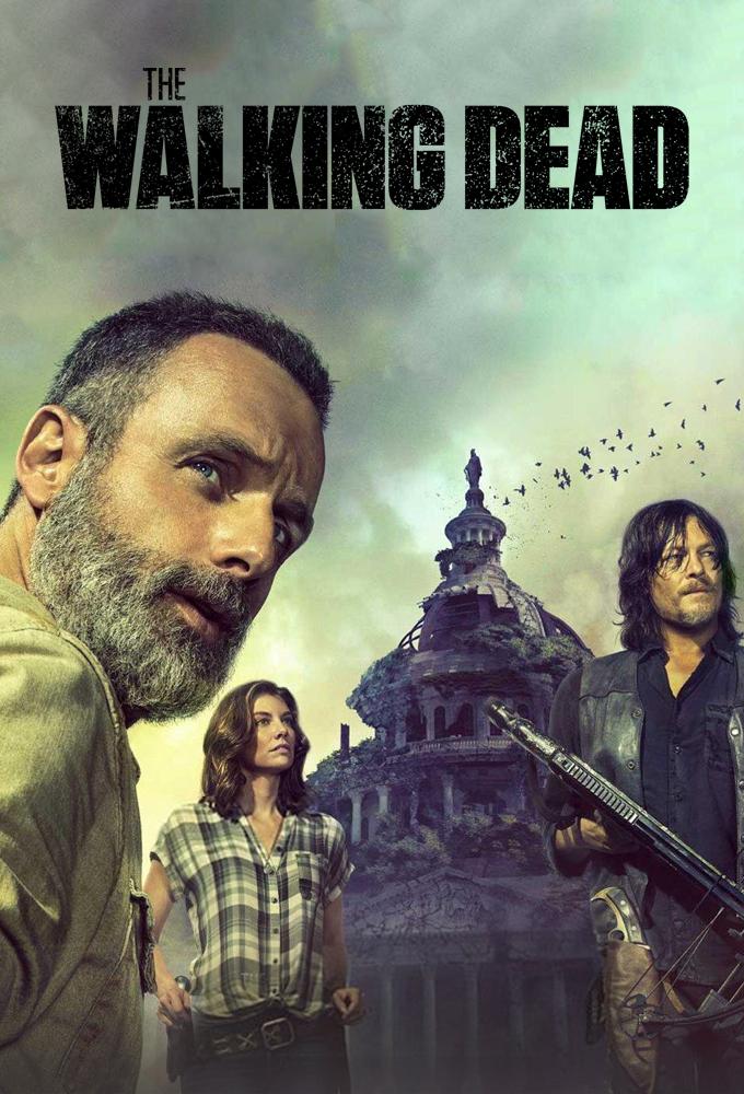 Poster voor The Walking Dead