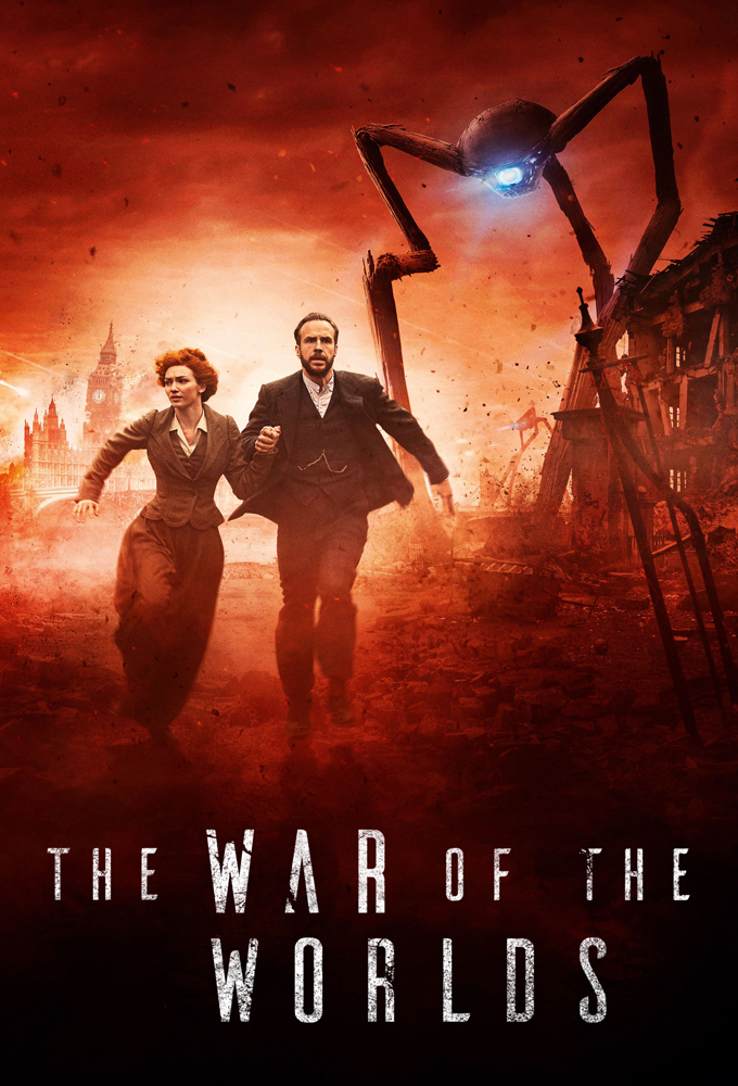 Poster voor The War of the Worlds