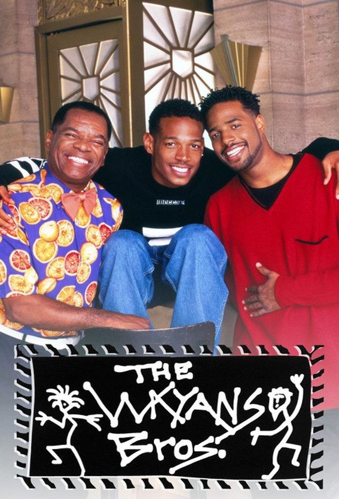 Poster voor The Wayans Bros.