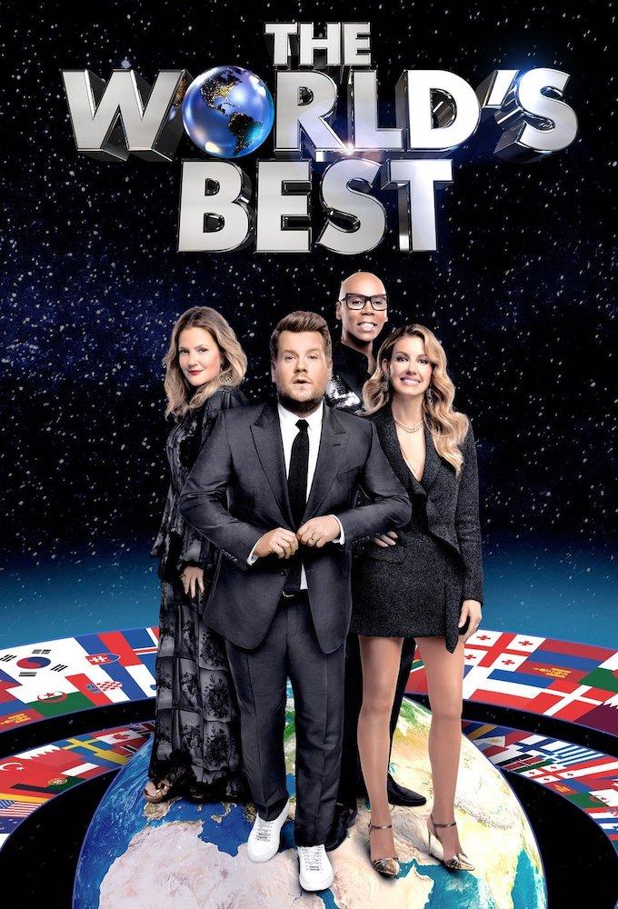 Poster voor The World's Best