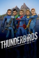 Poster voor Thunderbirds Are Go!