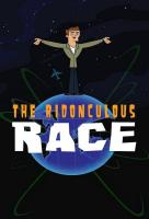 Poster voor Total Drama Presents: The Ridonculous Race