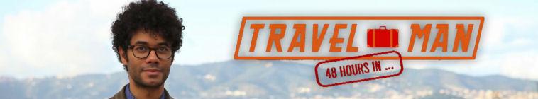 Banner voor Travel Man: 48 Hours in...