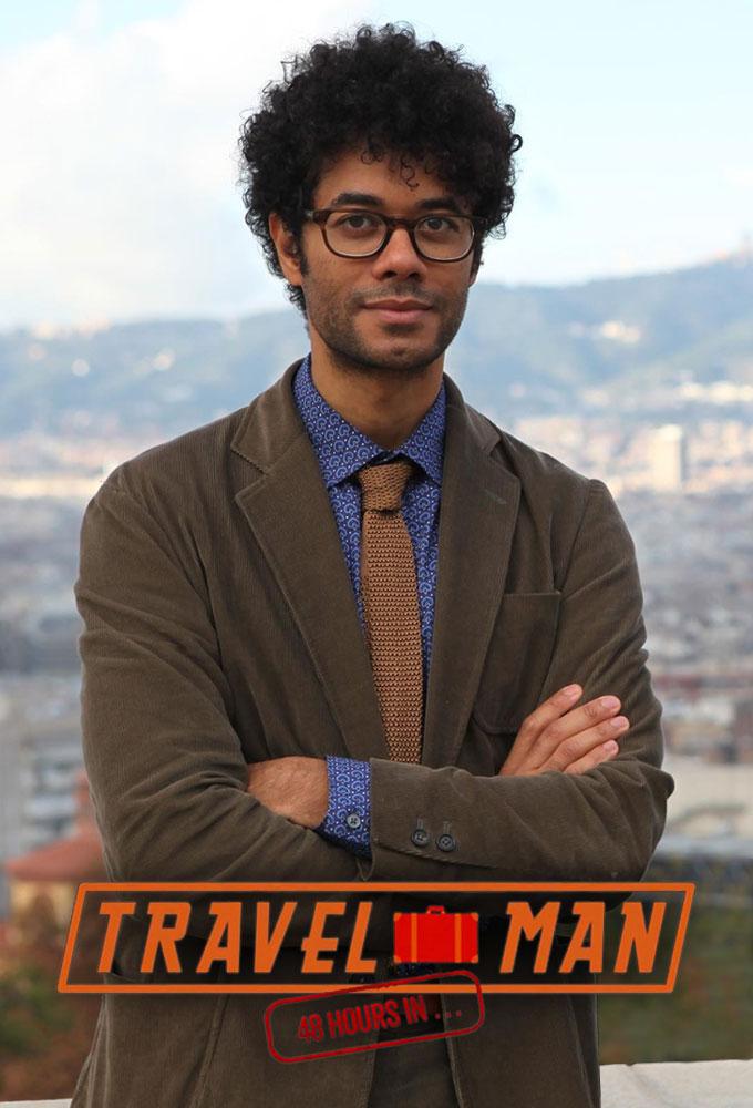 Poster voor Travel Man: 48 Hours in...