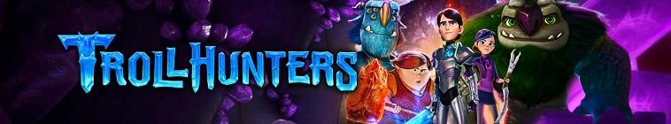 Banner voor Trollhunters