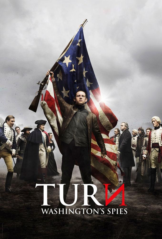 Poster voor TURN