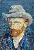 Poster voor Van Gogh; een huis voor Vincent