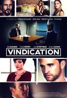 Poster voor Vindication
