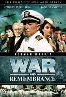 Poster voor War and Remembrance