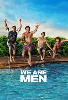 Poster voor We Are Men