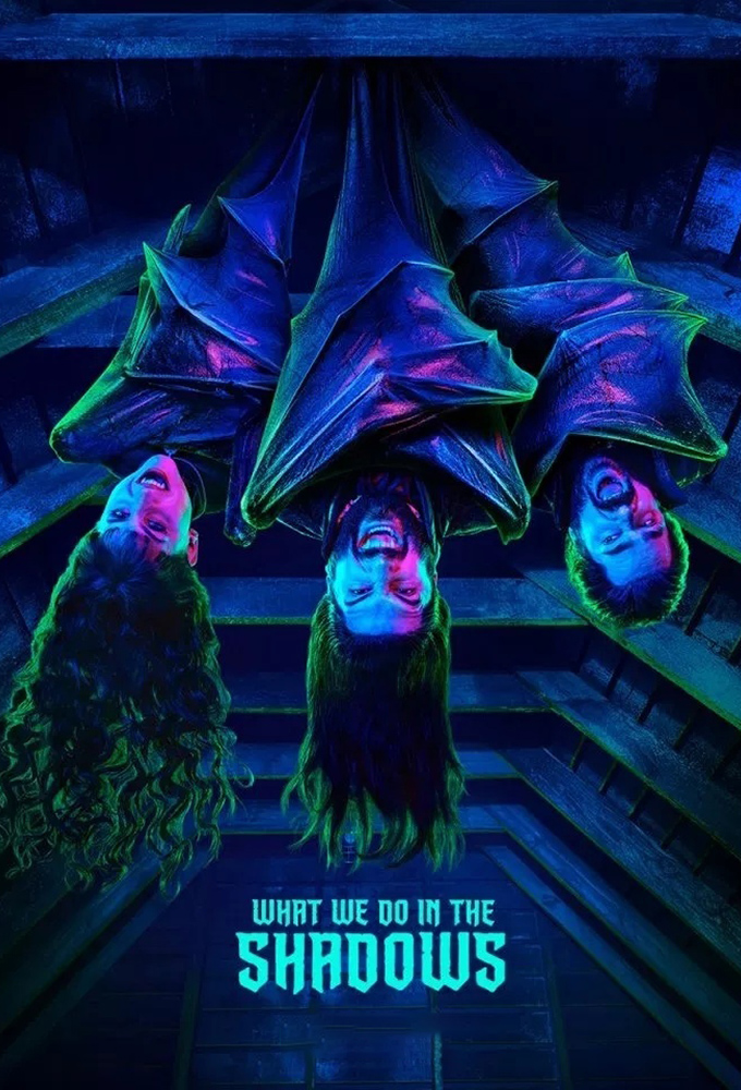 Poster voor What We Do in the Shadows