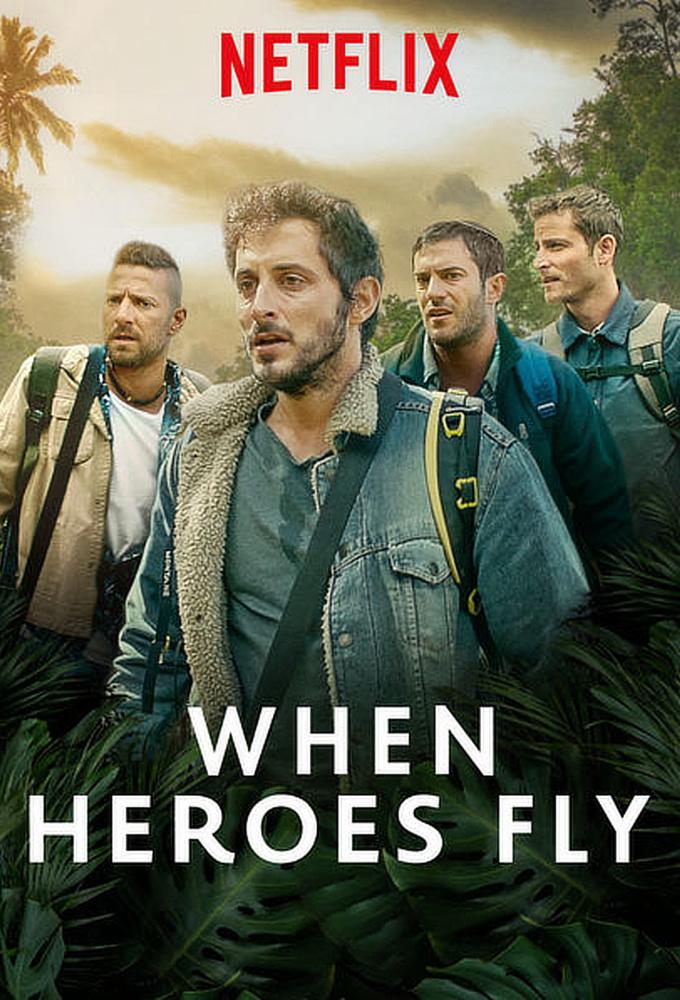 Poster voor When Heroes Fly