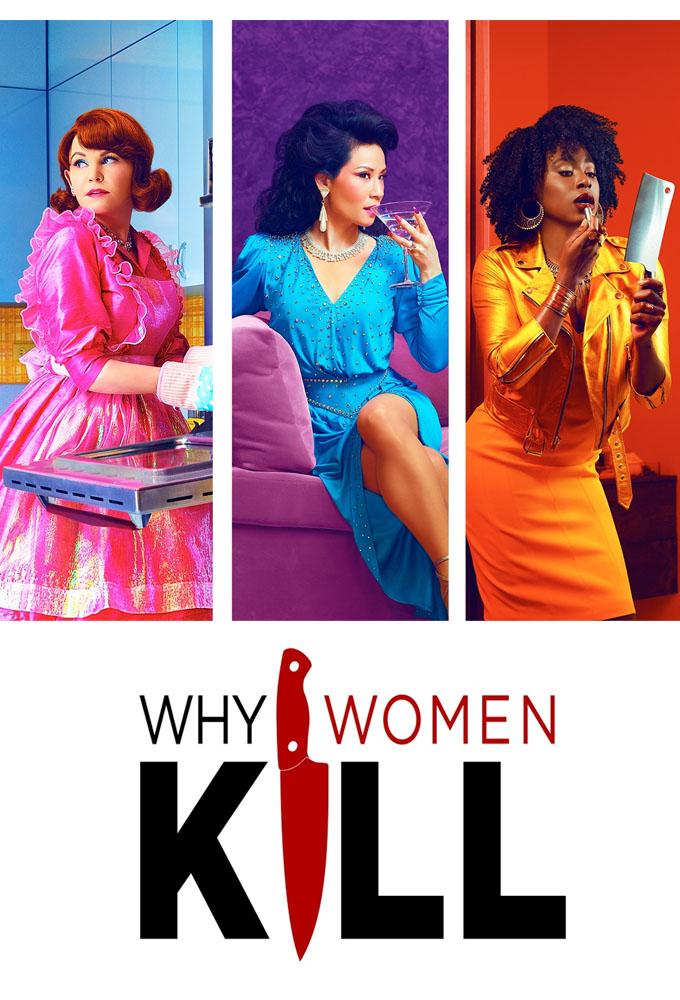 Poster voor Why Women Kill