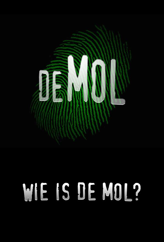 Poster voor Wie is de mol?