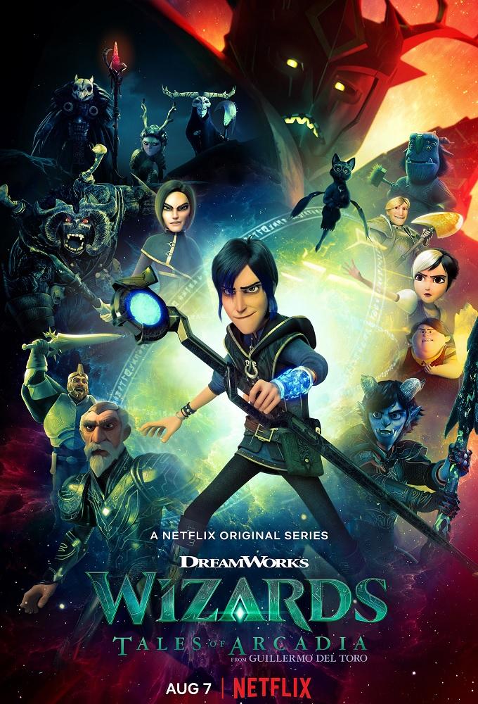 Poster voor Wizards: Tales of Arcadia